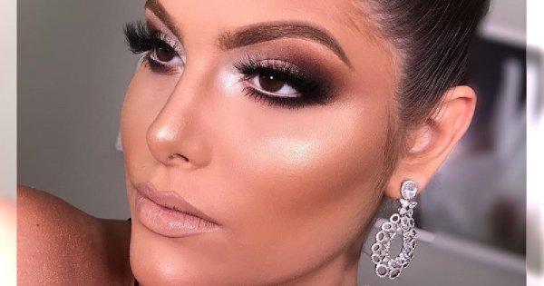 Makijaż na sylwestra: cut crease, smokey eyes, z kreską. Najpiękniejsze makeupy na imprezę sylwestrową