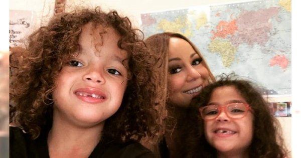 Dzieci Mariah Carey piszą listy do świętego Mikołaja i śpiewają z mamą jej świąteczny hit! Hejterzy wypatrzyli pewien kłopotliwy szczegół...