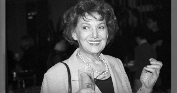 Nie żyje IRENA DZIEDZIC. Legenda polskiej telewizji zmarła w wieku 93 lat