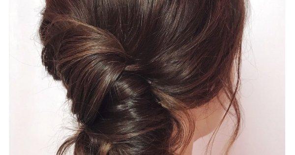 Banana bun - nowa modna fryzura podbija Instagram. Zobaczcie, jak ją zrobić!