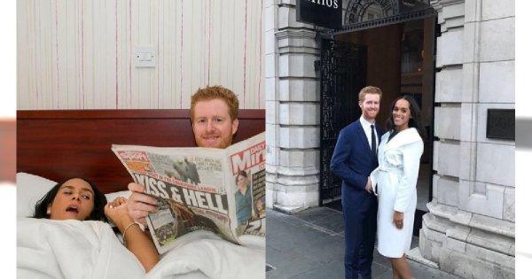 Ten książę Harry nie przejmuje się protokołem, a u boku ma nie jedną, lecz sześć żon!