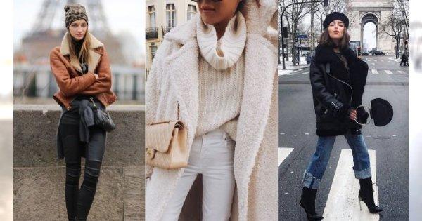 Zimowa moda po parysku. Zainspiruj się stylem francuskiej stolicy
