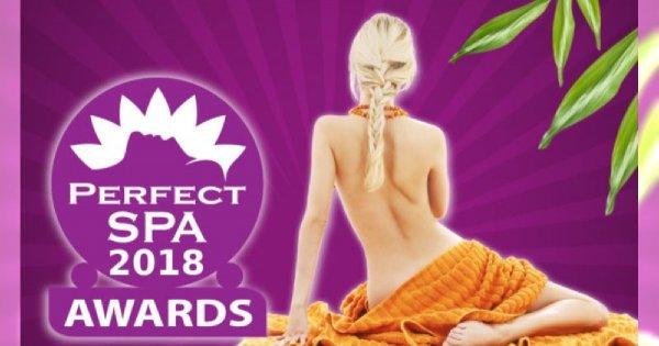 Perfect SPA Awards 2018 - już niedługo finał 10. edycji!