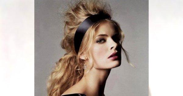 Romantyczne fryzury na randkę - walentynkowe propozycje fryzur