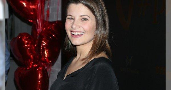 Agnieszka Sienkiewicz oficjalnie zaprezentowała ciążę na salonach