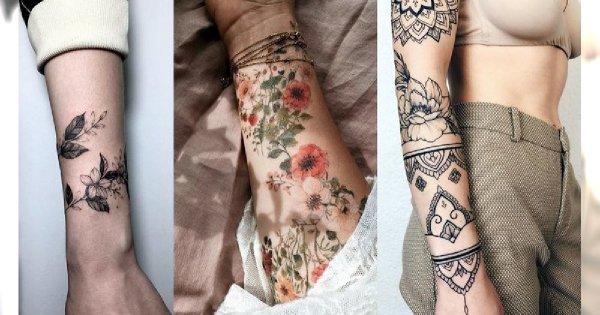 Tatuaż na przedramieniu - 40 niepowtarzalnych wzorów, które Cię urzekną