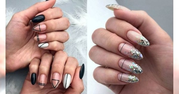 Najpiękniejsze stylizacje paznokci 2019