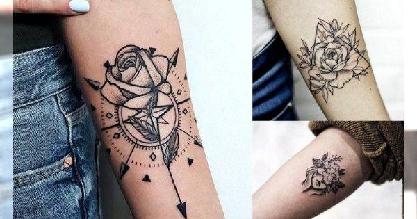 30 zachwycających wzorów na tatuaż w okolicy ręki