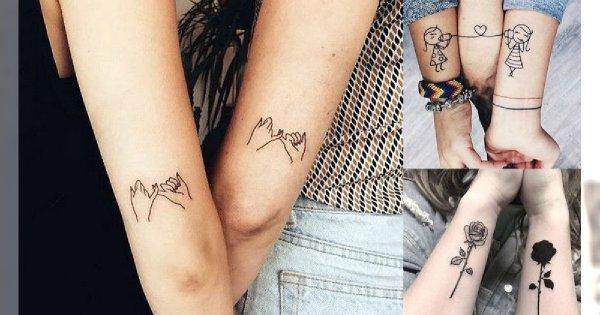30 pomysłów na tatuaż dla przyjaciółek - galeria inspirujących wzorów
