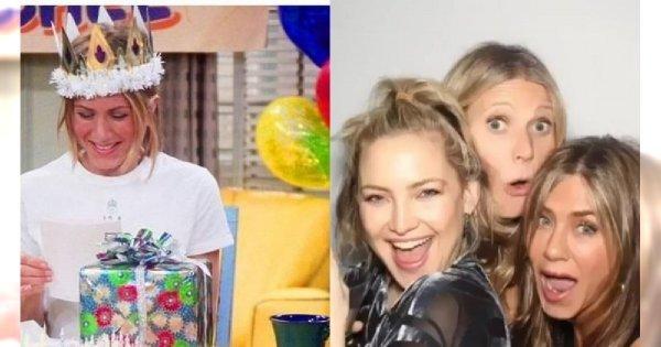 Kate Hudson sączy drinka, Jennifer Aniston robi przerażoną minę... - te zdjęcia NIE POWINNY BYŁY trafić na Instagram!