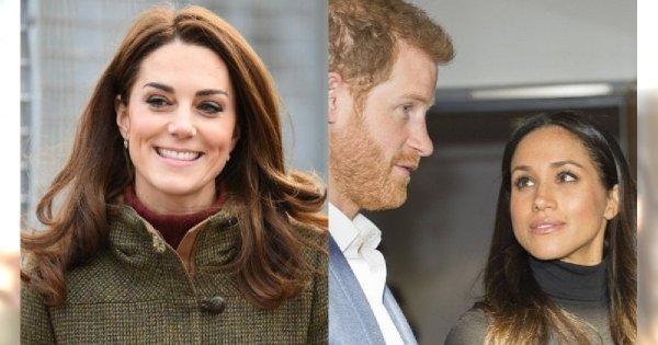 """Meghan Markle będzie musiała """"nauczyć się szacunku dla Williama i Kate"""" albo podzieli los Diany, przestrzega współpracownik księżnej Walii..."""