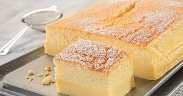 Magiczne ciasto – niby jedna warstwa, a trzy!