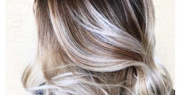 Nowy modny kolor włosów 2019: caramel macchiato. Trend dla wielbicielek kawowego balejażu!