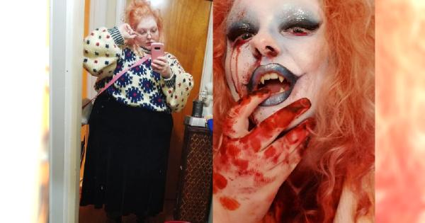 """Makijaże w jej wykonaniu to prawdziwe działa sztuki! Mówi o sobie: """"żywa porcelanowa lalka"""""""