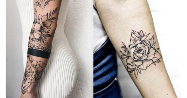 20 magicznych wzorów na tatuaż w okolicy rąk