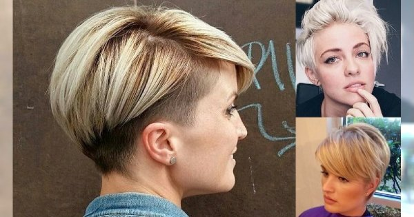 25 krótkich cięć dla blondynek – fryzury idealne na wiosnę!