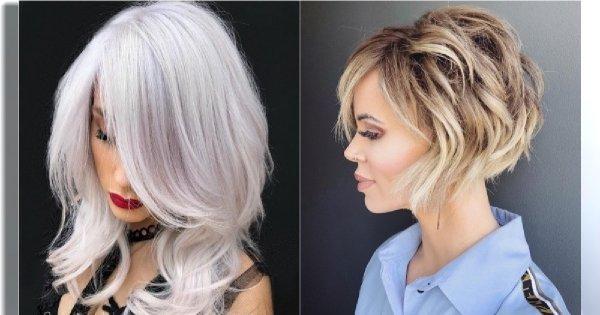 Modne fryzury średnie 2019. Wycieniuj włosy zgodnie z największymi trendami!