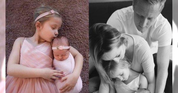 Wiemy, jak ma na imię młodsza córeczka Kamila Glika! Oryginalnie, ale nie wszystkim się spodobało...