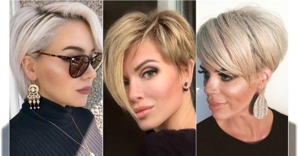 Krótkie Fryzury Pixie Cut Kobiece I Eleganckie Cięcia