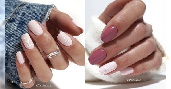 Wiosenny manicure w świeżych, delikatnych odcieniach. Eleganckie wzory, jakich jeszcze nie próbowałyście!