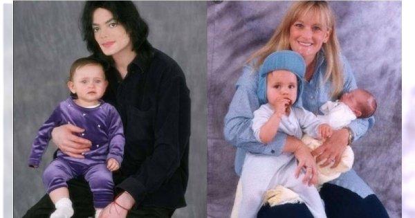 """""""Był stworzony do roli ojca"""", mówi o Michaelu Jacksonie kobieta, która podarowała mu dwoje dzieci """"w prezencie""""!"""