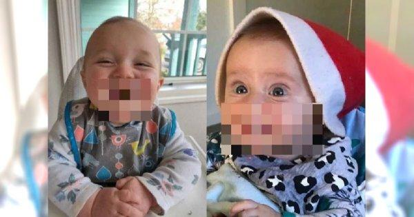 Jak wyglądałyby nasze maluchy, gdyby... urodziły się z zębami? Sami zobaczcie!