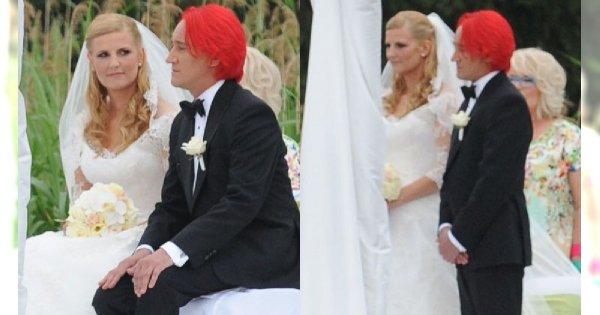 Dominika Tajner i Michał Wiśniewski biorą rozwód. A pamiętacie, jak wyglądał ich ślub? Sceneria iście bajkowa!