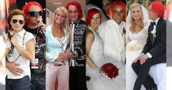 Michał Wiśniewski rozwodzi się po raz czwarty. Przypominamy wszystkie jego żony [STARE ZDJĘCIA]