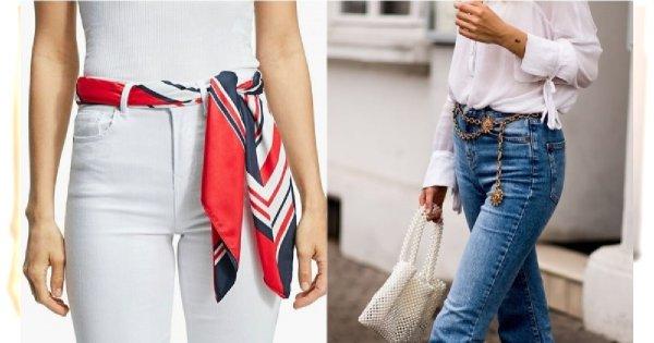 Pasek damski na wiosnę 2019 - co będzie modne w tym sezonie?