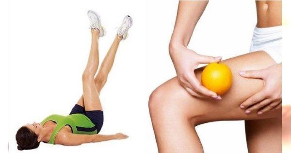 80c3e852a14e6e Ćwiczenia na cellulit - jakie są najlepsze na uda i pośladki? Zrobisz je w  domu bez problemu