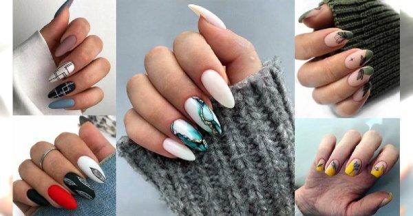 Wiosenne odsłony manicure - 32 supermodne zdobienia!