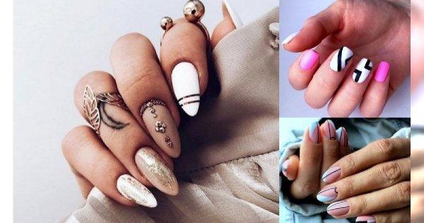 Galeria manicure - 19 rewelacyjnych stylizacji paznokci