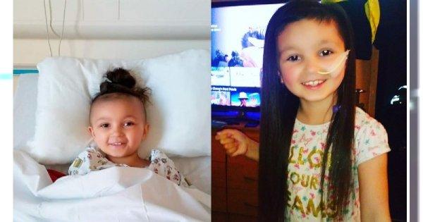 Ta umierająca na raka siedmiolatka padła ofiarą internetowych trolli! Domagają się jej śmierci, grożą gwałtem, twierdzą, że jest BRZYDKA...