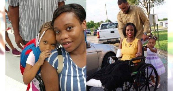 Ta młoda mama poroniła i stanęła przed nieludzkim wyborem: zgodziła się na AMPUTACJĘ czterech kończyn, by żyć dla córki
