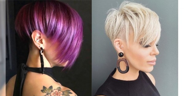 Krótkie fryzury z grzywką 2019. Modne i stylowe cięcia dla wielbicielek krótkich włosów