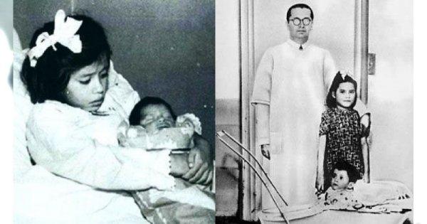 Zaszła w ciążę w wieku zaledwie pięciu lat i urodziła zdrowego synka! Oto zadziwiająca historia najmłodszej matki świata