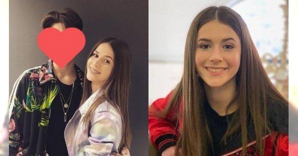 14-letnia Roksana Węgiel ma chłopaka! To związek na odległość. Daniel Yastremski ma 15 lat i mieszka na Białorusi