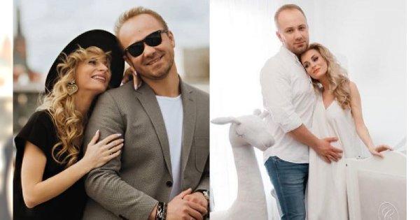 """Anita i Adrian ze """"Ślubu od pierwszego wejrzenia"""" pokazali wózek dla syna. Za te zdjęcia spadła na nich FALA KRYTYKI!"""