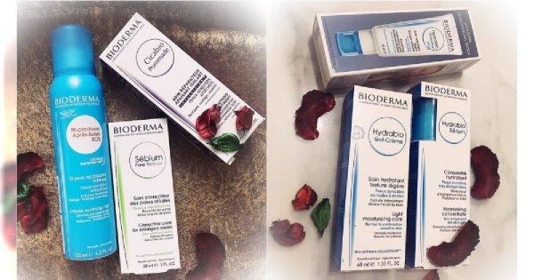 Instagramowy KONKURS - Majowe Rozdanie Kosmetyczne. Do wygrania 3 atrakcyjne zestawy kosmetyków marki Bioderma!