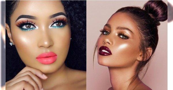 Makijaż na imprezę: 20 pomysłów na wieczorowy make-up dla każdego typu urody