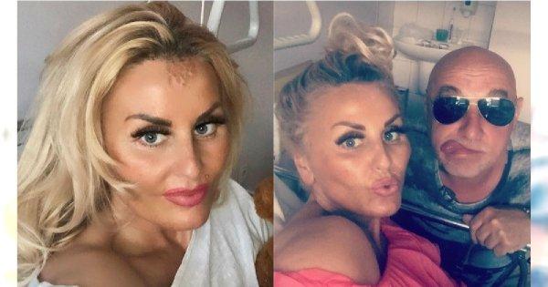 Dagmara Kaźmierska wyszła ze szpitala prosto do fryzjera. Zmieniła kolor włosów na najmodniejszy odcień sezonu!