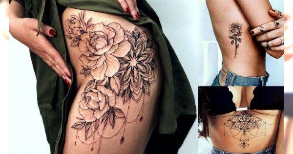 Tatuaże dla kobiet - aż 50 wzorów, które robią wrażenie!
