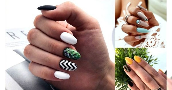 20 pomysłów na letni manicure - najpiękniejsze stylizacje z sieci