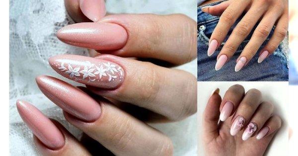 30 pomysłów na ślubny manicure - galeria najpiękniejszych stylizacji