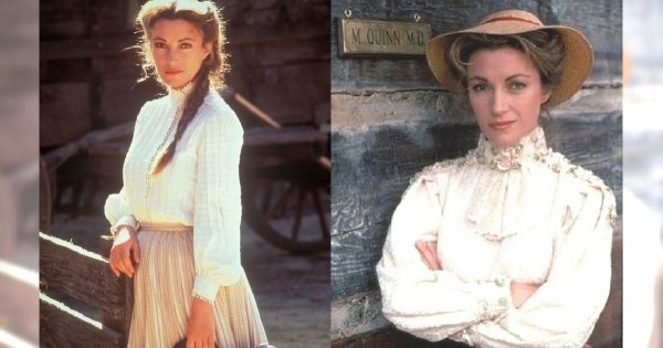 Pamiętacie Jane Seymour, która grała Doktor Quinn? Ma już prawie 70 lat. Jak bardzo się zmieniła?
