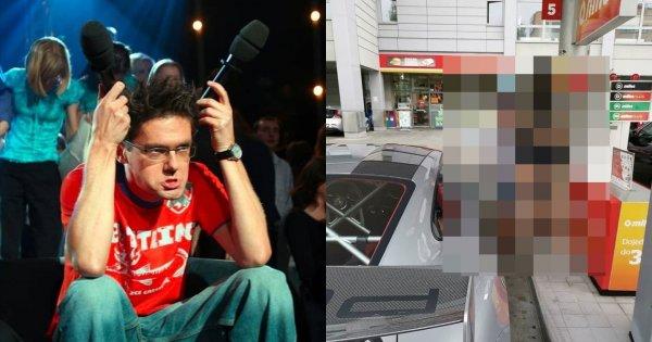 """Kontrowersyjne zdjęcie Kuby Wojewódzkiego znów na granicy dobrego smaku? Fani: """"Gdzie te łapy""""!"""