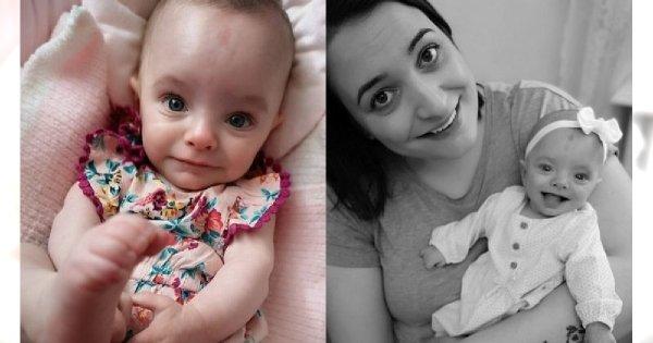 Ta kobieta poroniła 13 razy, aż wreszcie na świat przyszła jej wymarzona córeczka. Chce dodać nadziei innym mamom!