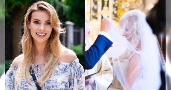 Izabela Janachowska obchodzi 5 rocznicę ślubu! Pokazała niepublikowane wcześniej zdjęcia sprzed ołtarza