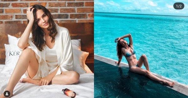 Anna Wendzikowska się zakochała! Pozuje na zdjęciu w objęciach partnera. Co za przystojniak!