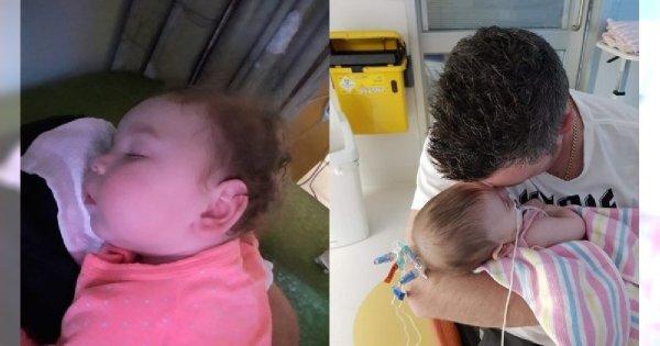 Ci rodzice utracili telefon ze zdjęciami umierającego dziecka. Osoba, która przejęła przedmiot, zdecydowała się na OKRUTNY szantaż!